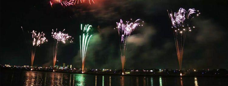 Happy New Year Celebration Party