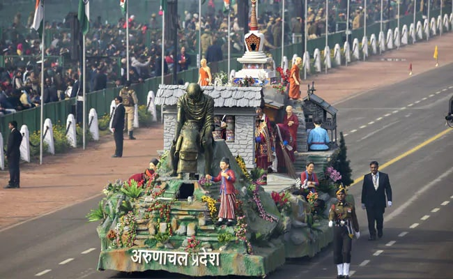 India's diverse society moves, including those from Tamil Nadu, Arunachal Pradesh and Maharashtra, are good to go to captivate the group of audience on the 70th Republic Day