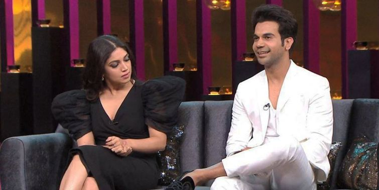 Koffee With Karan 6 Spotlights Bhumi Pednekar Wants Alia Bhatt's Movies, Rajkummar Rao Plays Safe 1
