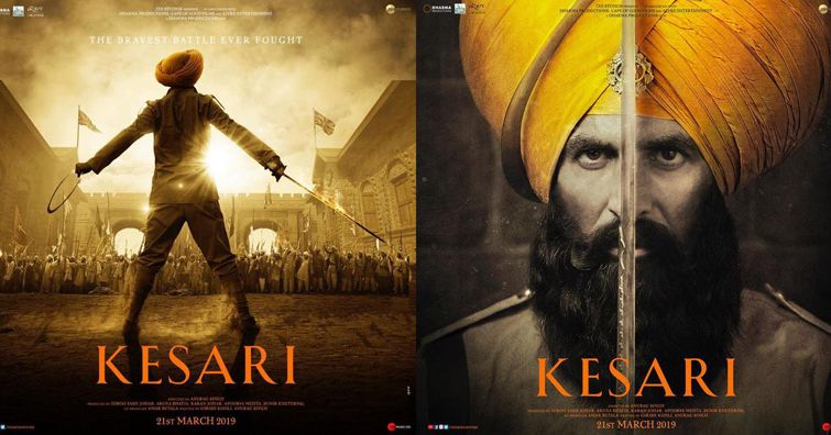 Akshay Kumar's Kesari doesn't thrive up to that extent of impassioning rather rides on a palpably over-emotional locus to ingrain a specific measure of patriotism.
