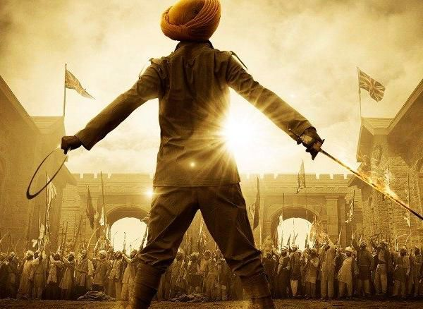 Kesari, directed by Anurag Singh, is inspirited by the Battle of Saragarhi that occurred between the British Army's Sikh regiment and the Afghans, along the undivided India-Afghanistan border.