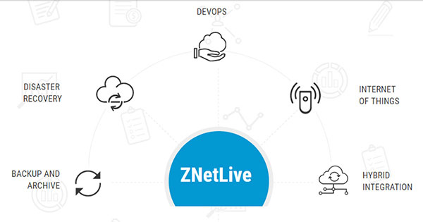ZNetLive's Cheap Domain Registration