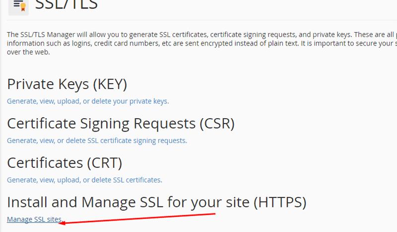 Step 15 ssl certificate