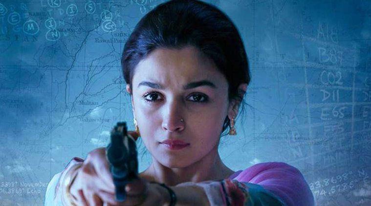 Alia Bhatt Raazi