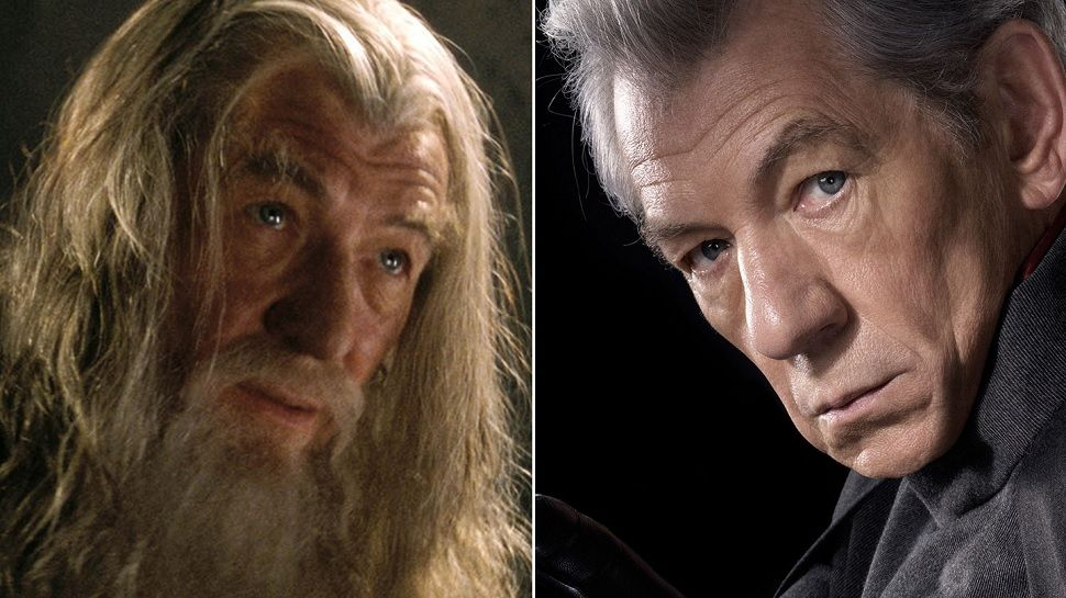 McKellen Featured as Dumbledore
