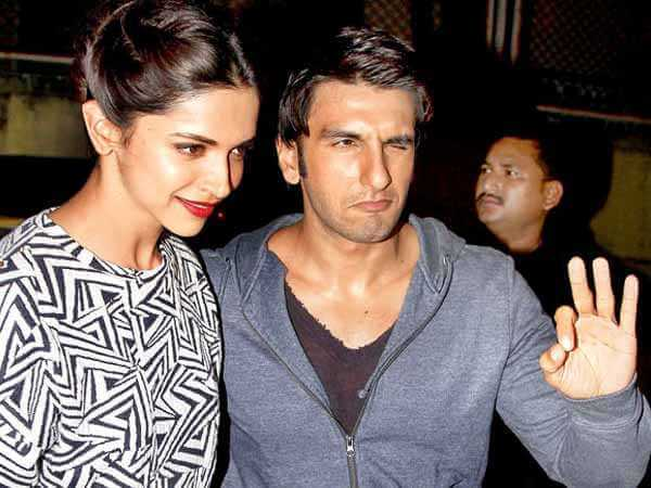 deepika padukone weird reaction when asked about ranveer singh and her relationship status