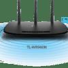 Roteador Wireless Tp-link Tl-wr940n 450mbps 3 Antenas V6