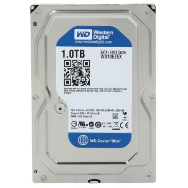 HD Interno Para Servidor Lenovo Thinkserver 3.5 ´ , 4XB0G88755 1TB, SATA 6GB / s, 7200 RPM
