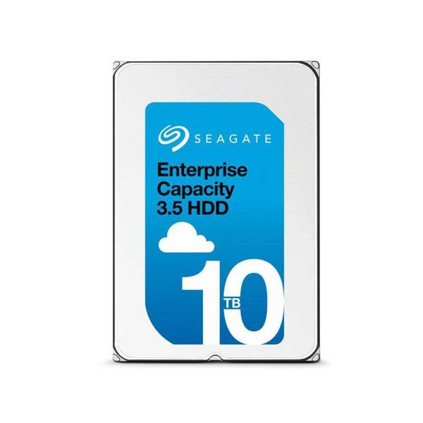 Hdd 3,5 Enterprise Servidor 24x7 Seagate 2aa202 - 002 St10000nm0206 10 Tera 7200rpm 256mb Cache Sas 12gb / s