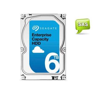 HD 6TB SAS Seagate 3.5 7.2K 256MB 12GB / S Enterprise Servidor 24X7 1YZ210 - 003 ST6000NM0095