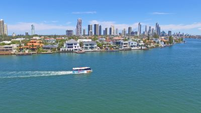 Surfers Paradise City Tour