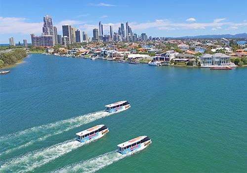Gold Coast Birdseye View