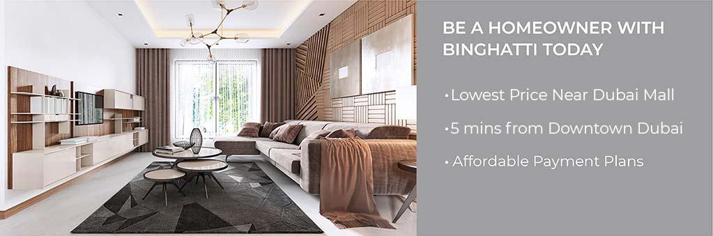 Binghatti Avenue Offers