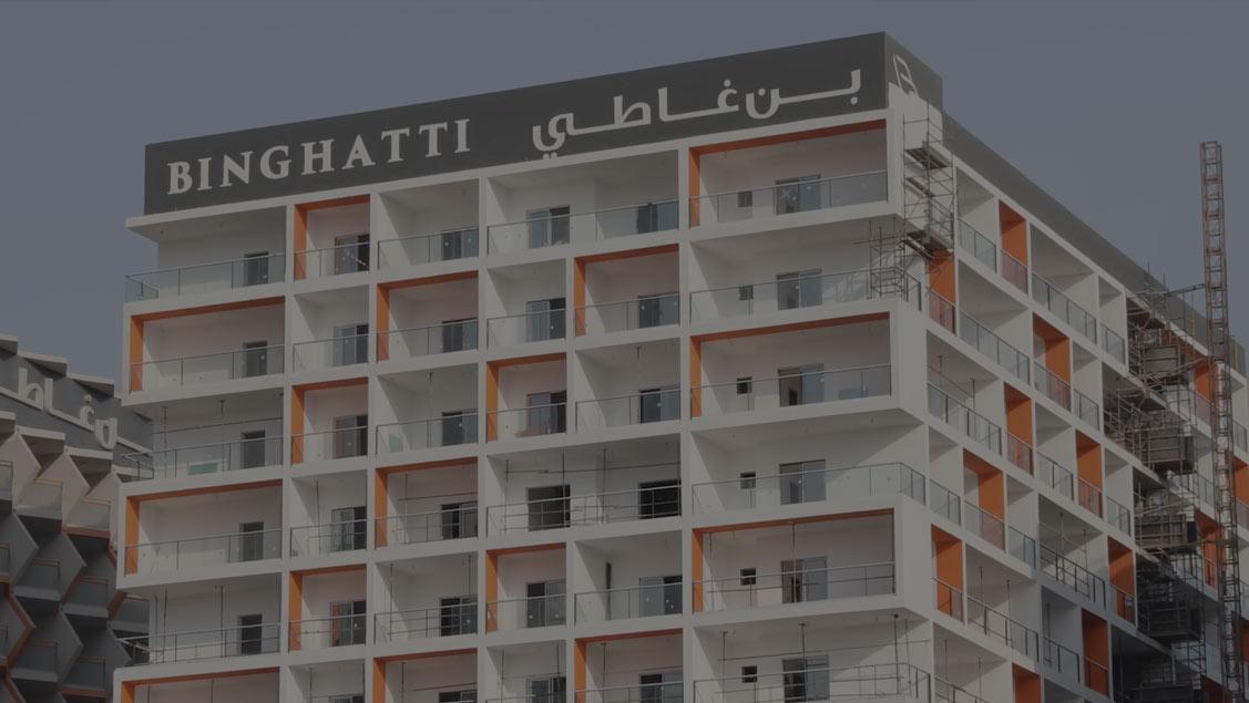 Binghatti Point