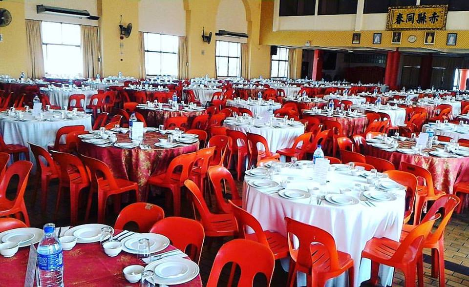 800 pax dinner Catering Penang