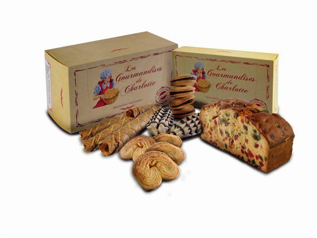 pâtisserie biscuits