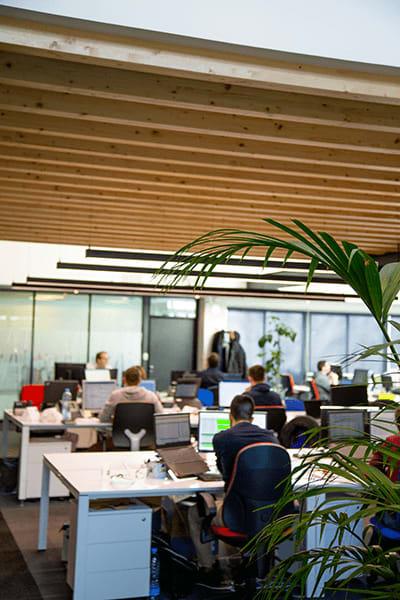 open space bureaux
