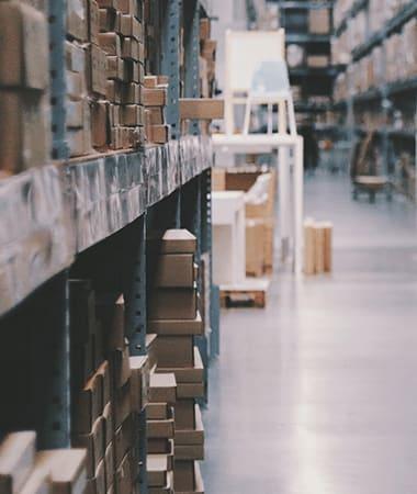 entrepôt stockage