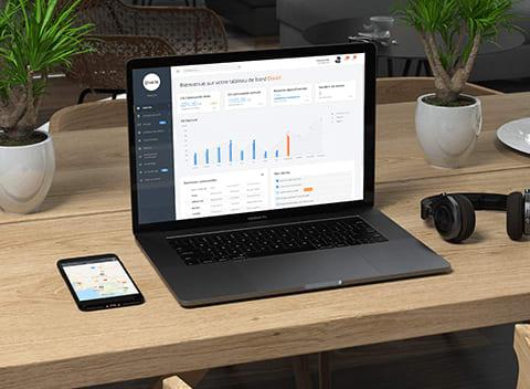 bureau logiciel crm macbook pro