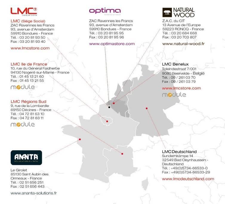 LMC-carte