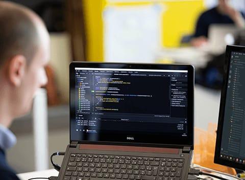 développeur pc portable code