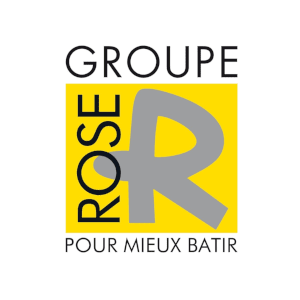 logo de rose charpente