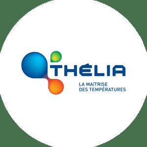logo thélia