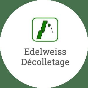 logo edelweiss decolletage