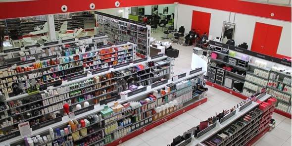 photo d'un magasin gouiran