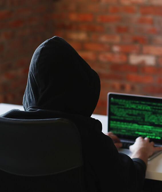 Hackeur et cyberattaques