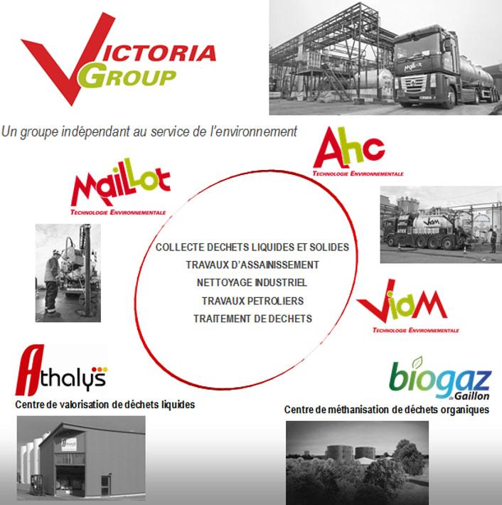 Victoria Group, un groupe indépendant au service de l'environnement