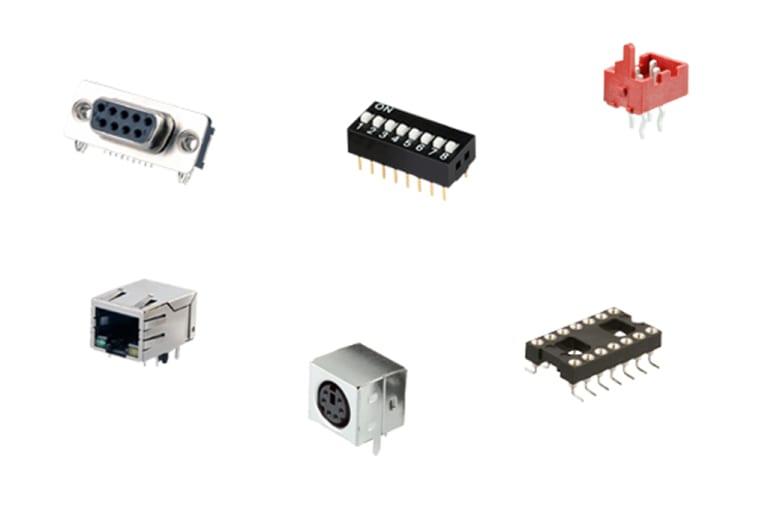 photo des composants informatiques