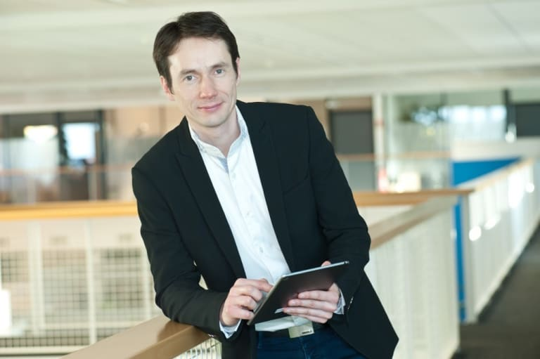 Christian Dhinaut, expert CRM