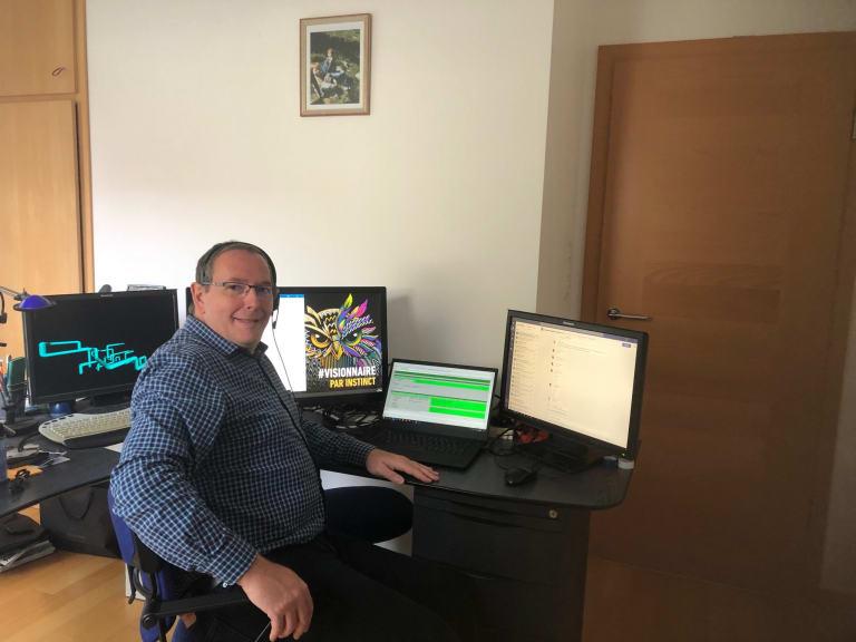 Alain Schmitt, Directeur R&D à Divalto
