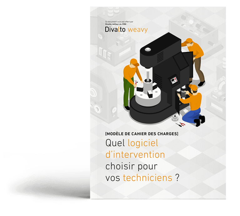Cahier des Charges Projet SAV - CRM Techniciens