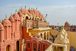 Adventure walking delhi agra tours or trips