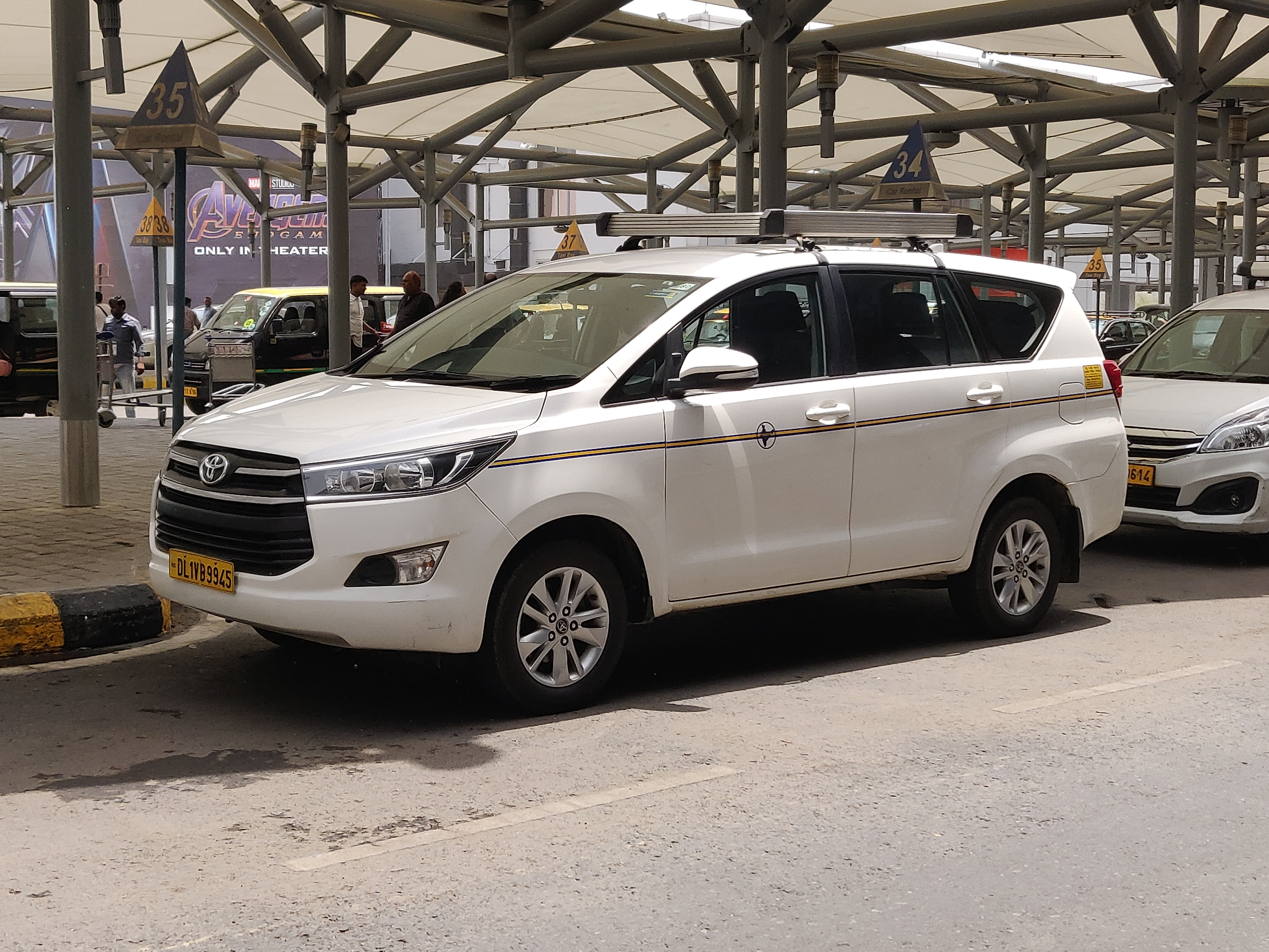 IGI Airport New Delhi: Private Hotel Transfer