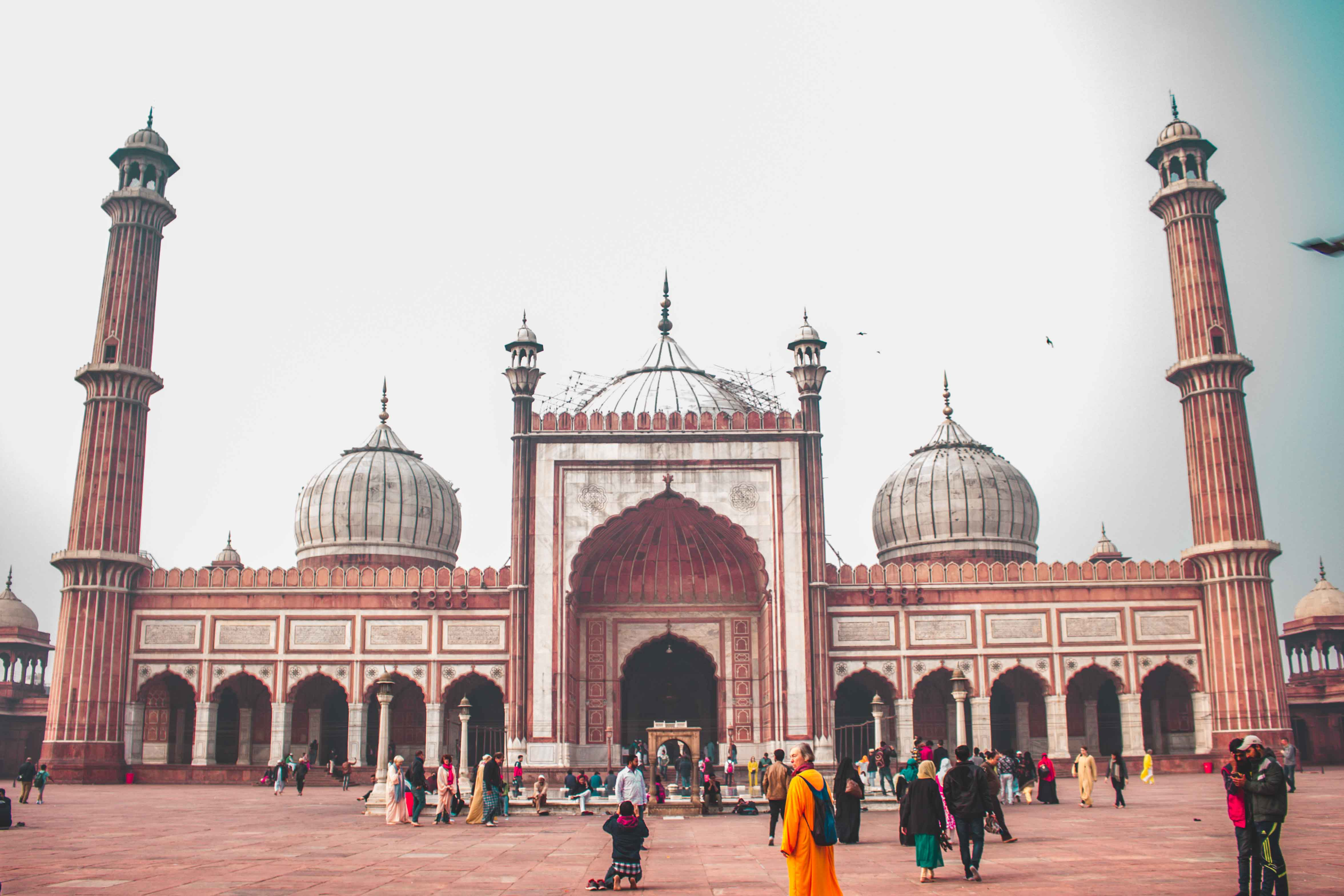 Old & New Delhi combo tour in 8 Hours with hotel pick and drop-off