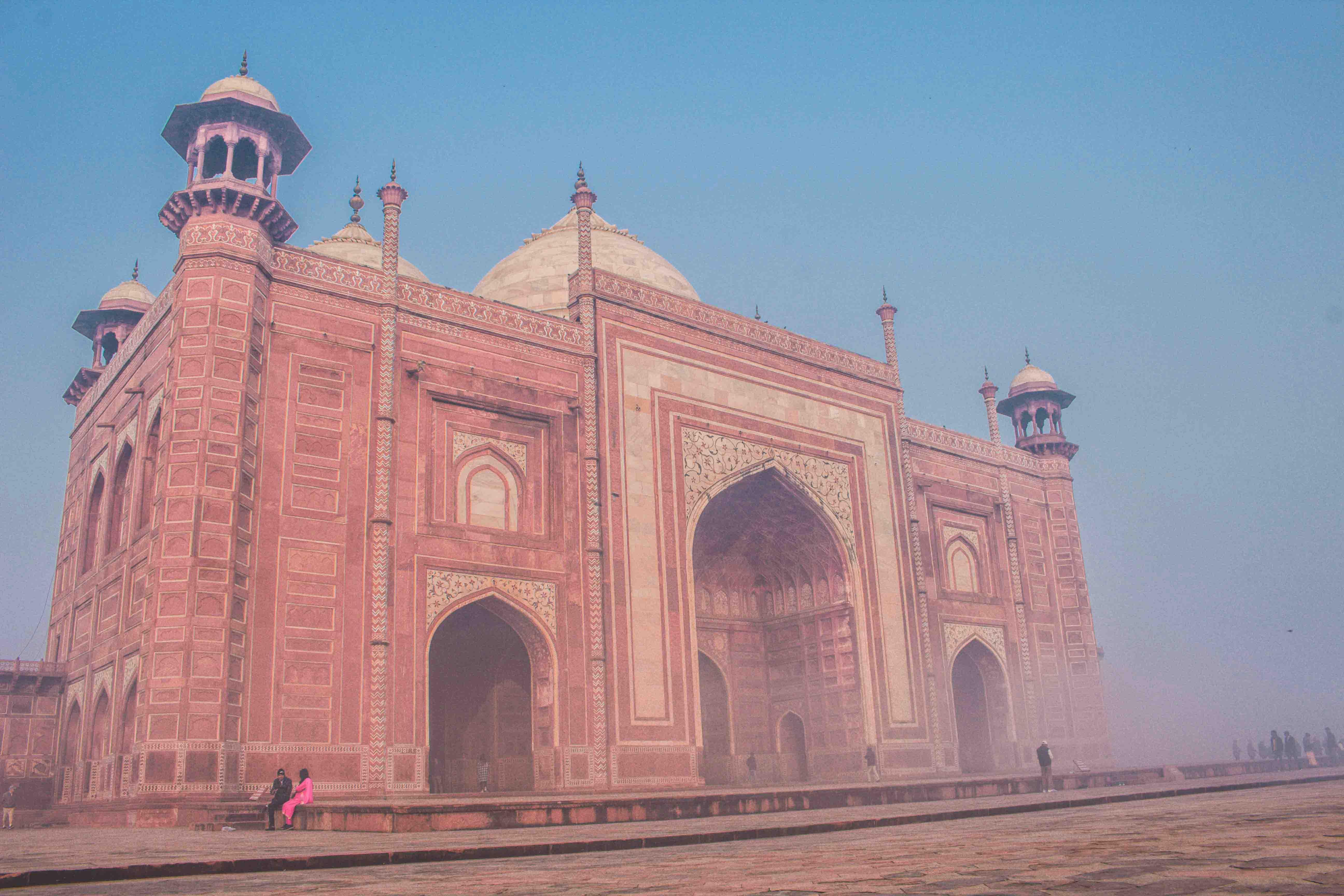 All Inclusive Private Sunrise tour of Taj Mahal from Delhi by Car