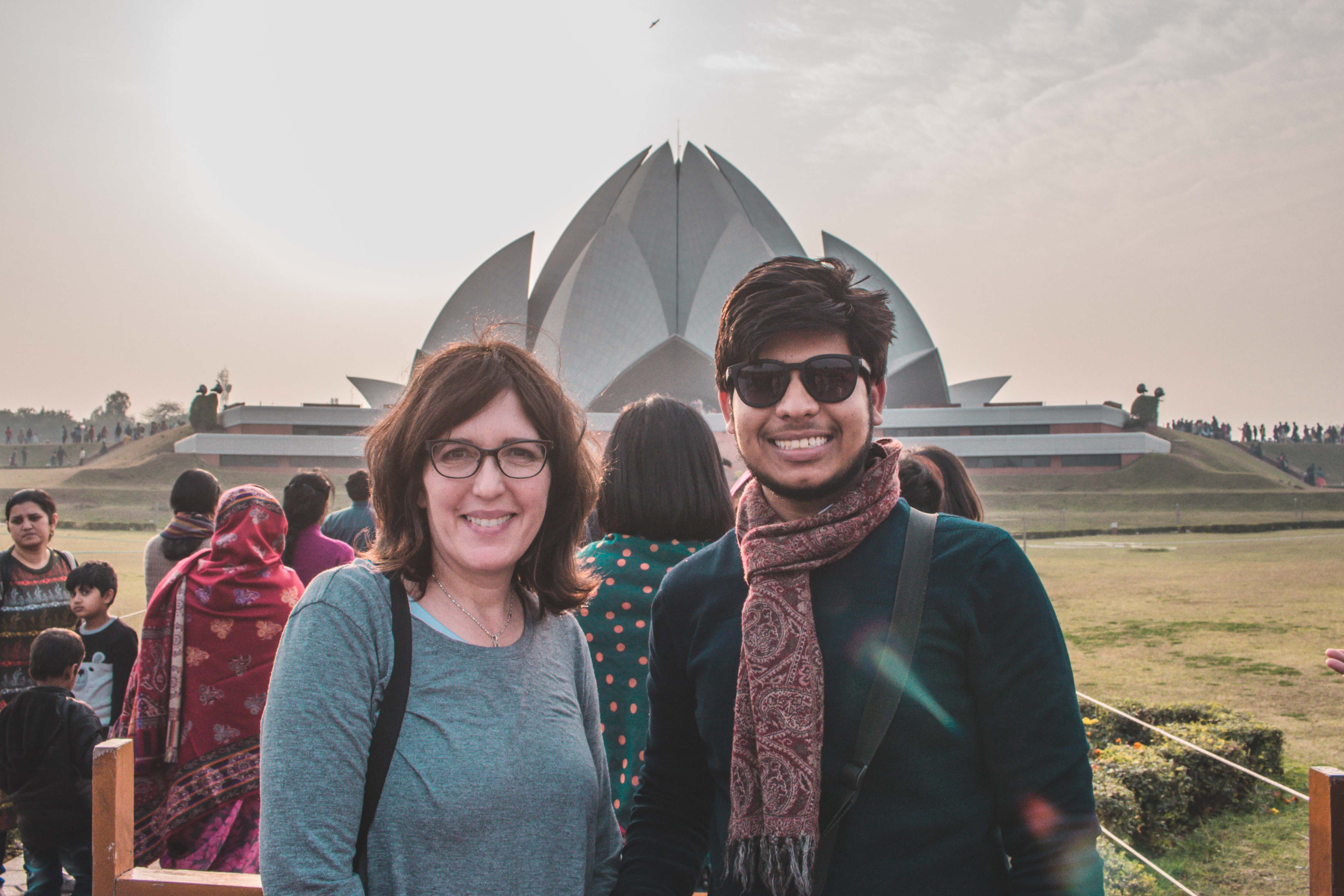 Full Day Adventure tour of Delhi with a local guide and hotel pick-up & drop-off