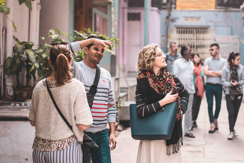 Old Delhi Walk & temples visit Combo Tour (8 Hours) Inc. Hotel Pick & drop