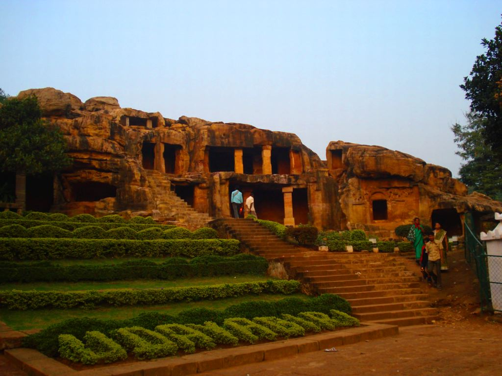 Half Day Tour to Udayagiri-Khandagiri and Dhaula Hills