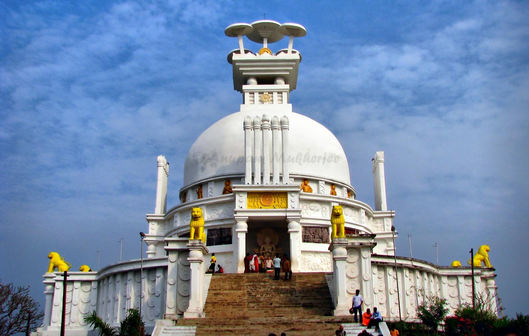 Half Day Tour to Udayagiri-Khandagiri and Dhaula Hills