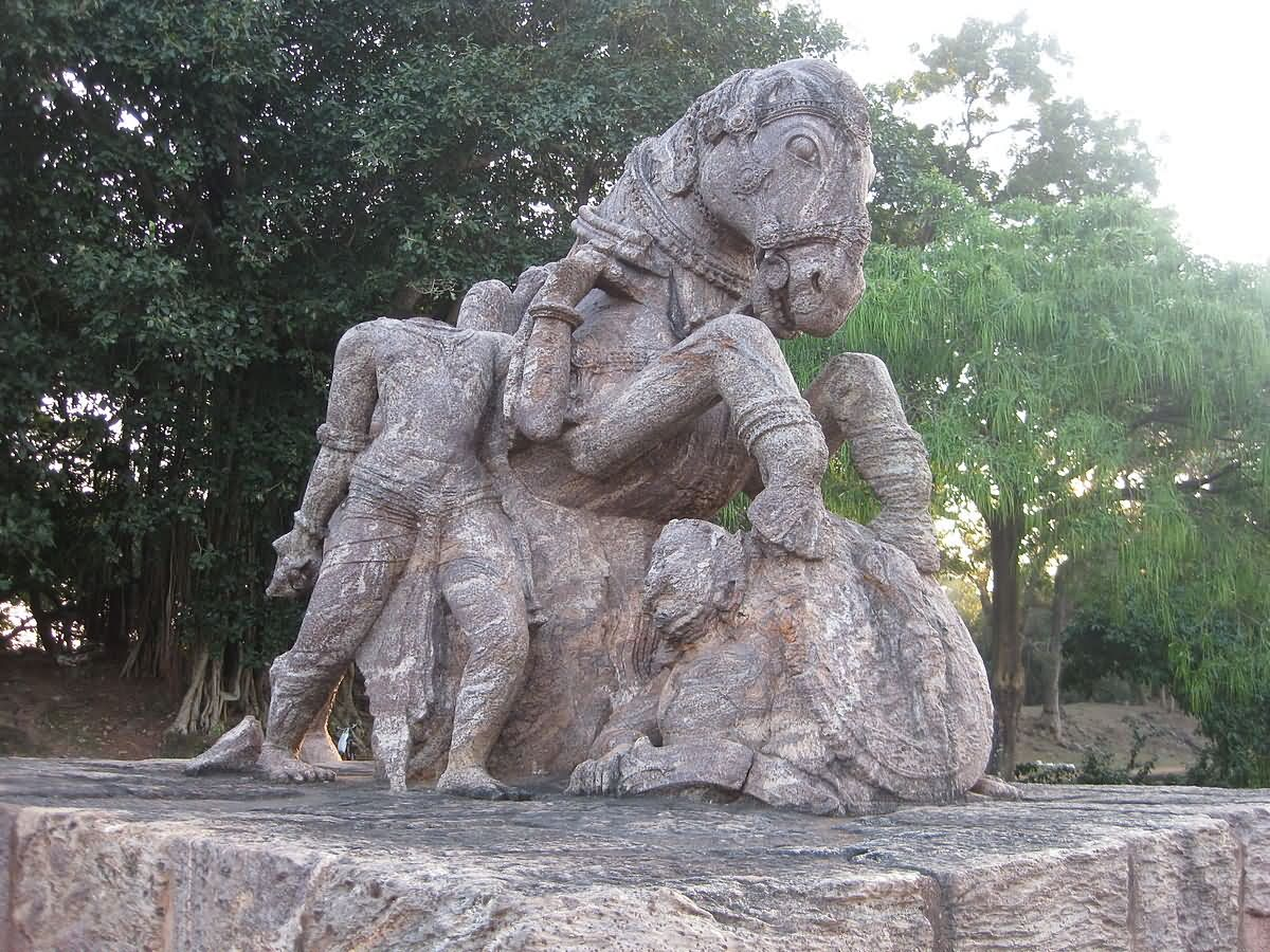 Half Day Tour of Konark Temple from Bhubaneswar including hotel pick & drop-off