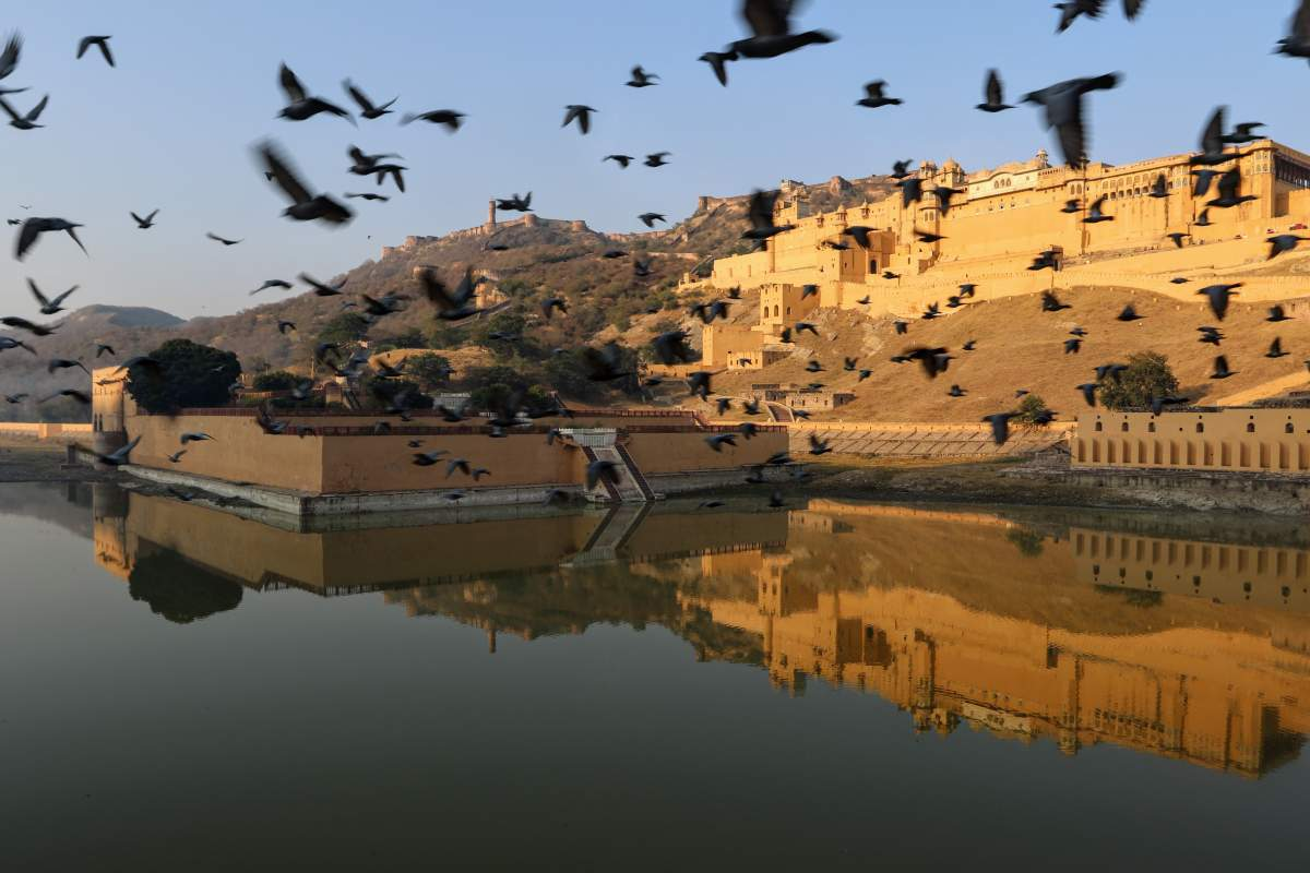 Private Full Day City tour of Jaipur from Delhi by Car
