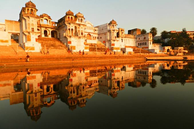 From Jaipur: Full Day tour of Pushkar (Same Day Return)