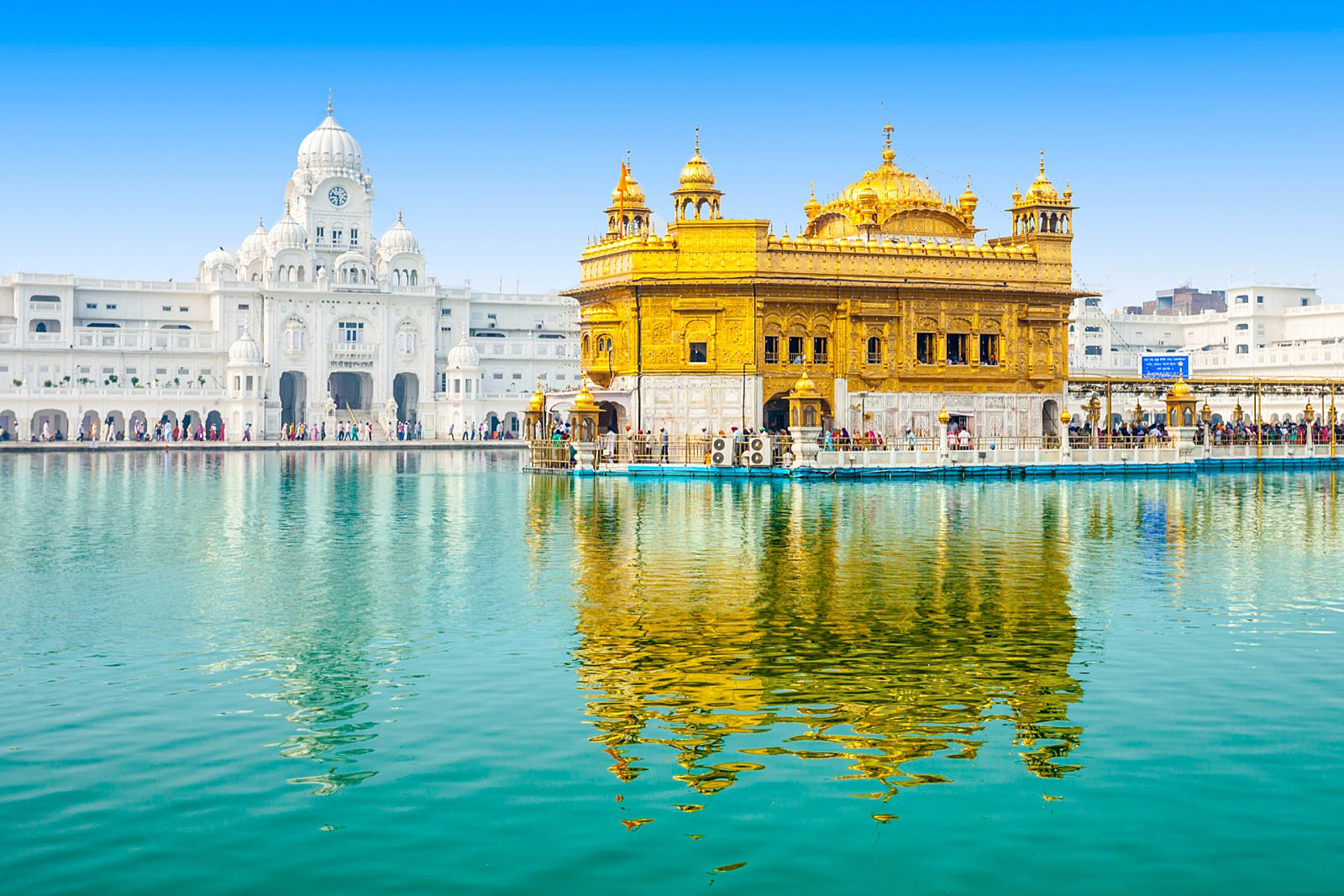 Make Your Own: Customisable Private tour of Amritsar With hotel Pick & drop