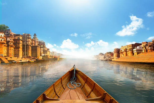 Best of Varanasi, full day tour with Sunrise boat ride and evening aarti