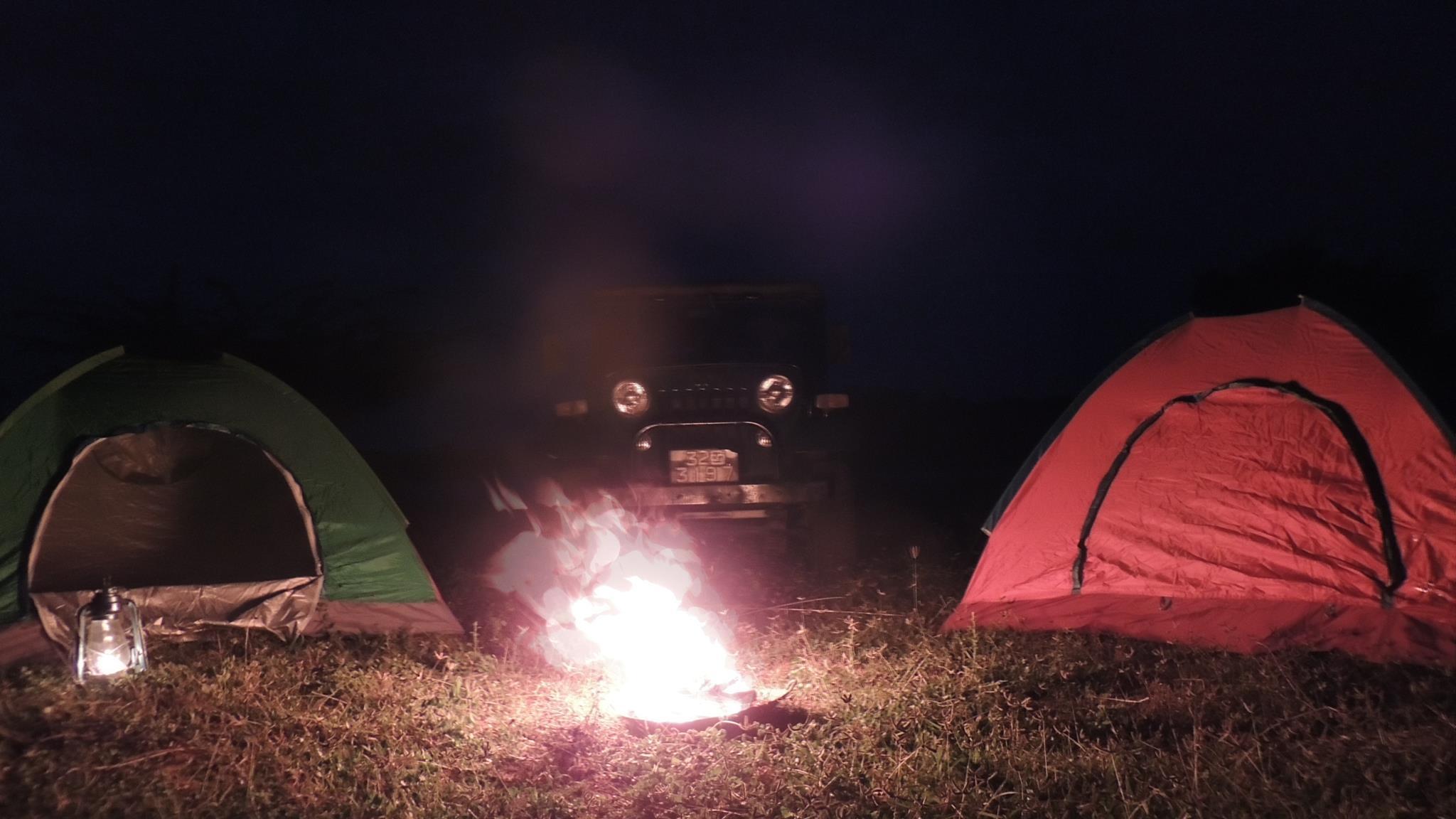 Wadda Village Camping Mahiyanganaya From Kandy (2 Nights)