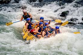 Water Rafting Kithulgala From Colombo